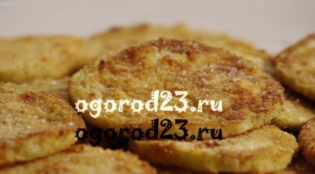 рецепт баклажаны фото жареные
