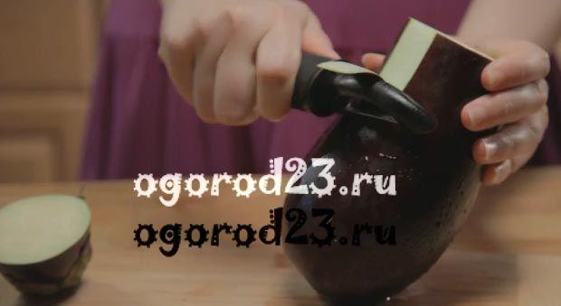 Как приготовить баклажаны быстро и вкусно 1