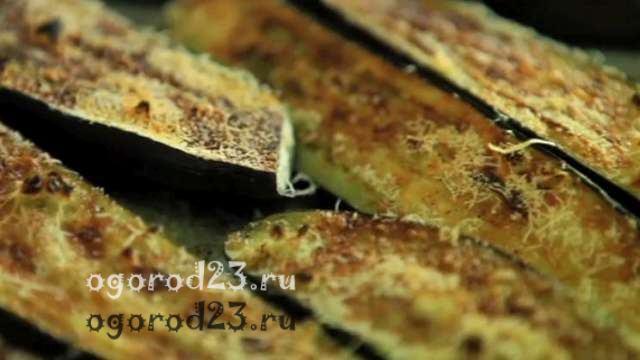 Как приготовить баклажаны запеченые