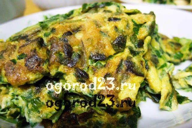 блюда из лука-порея рецепты с фото