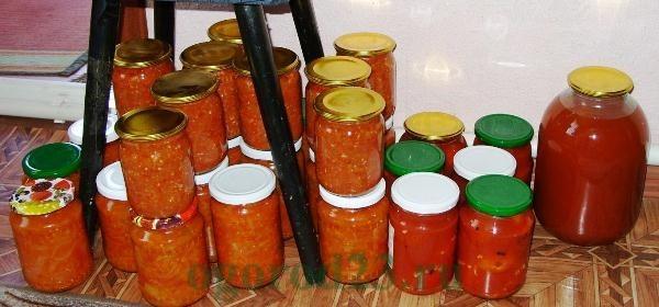 заготовки на зиму из моркови