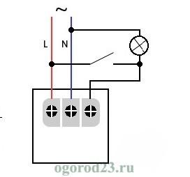 Датчик движения для включения света 5