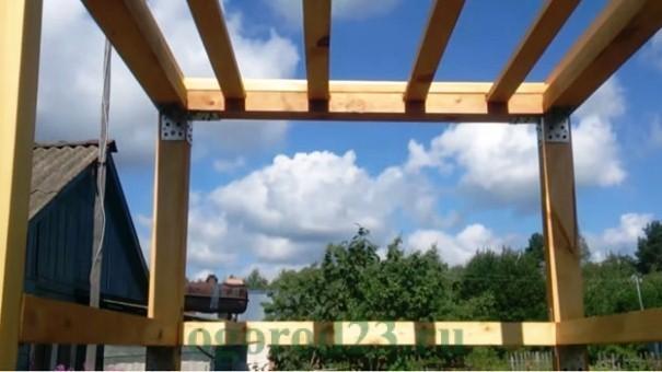 летний душ на даче своими руками, фото и размеры 5