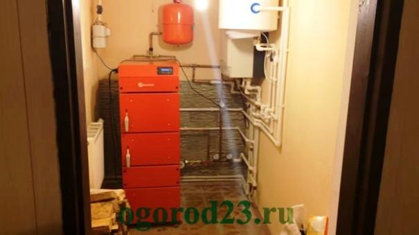 Альтернативное отопление частного дома без газа и электричества 1