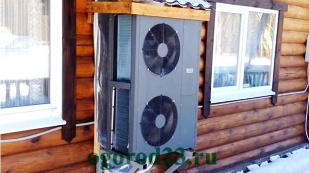 Альтернативное отопление частного дома без газа и электричества 5