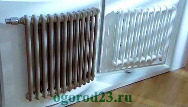 радиаторы отопления – какие лучше для частного дома 1