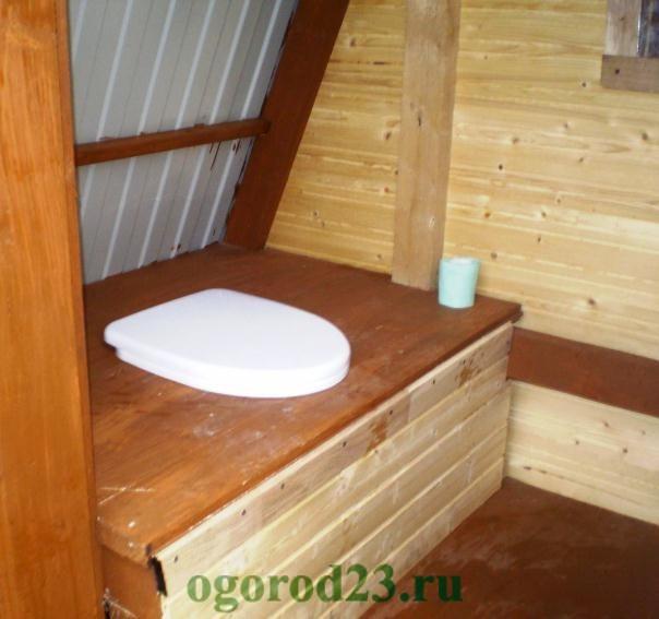 дачный туалет своими руками пошагово 12