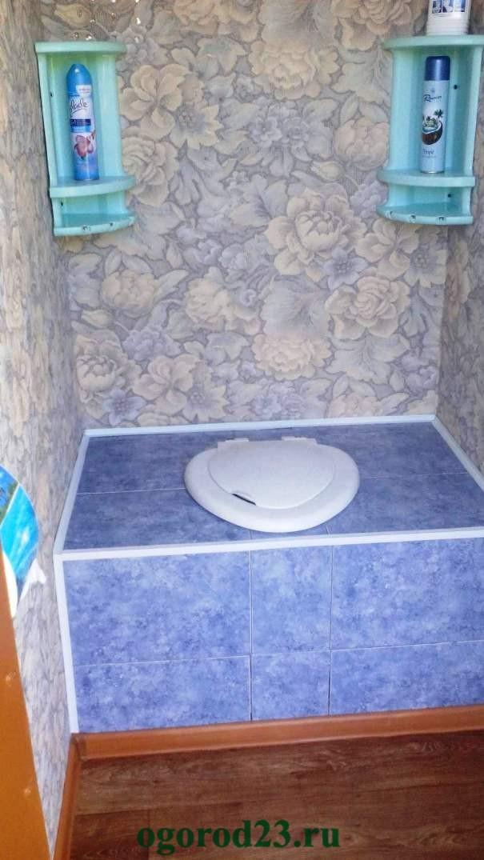 дачный туалет своими руками пошагово 13