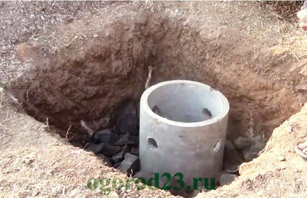 Сбор дождевой воды для полива 2