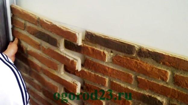 декоративная отделка стен 19