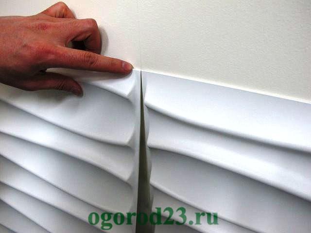 декоративная отделка стен 14