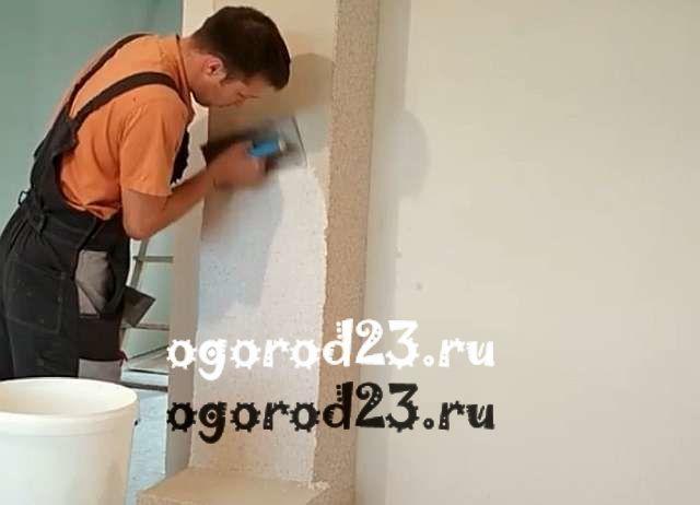декоративная отделка стен 37