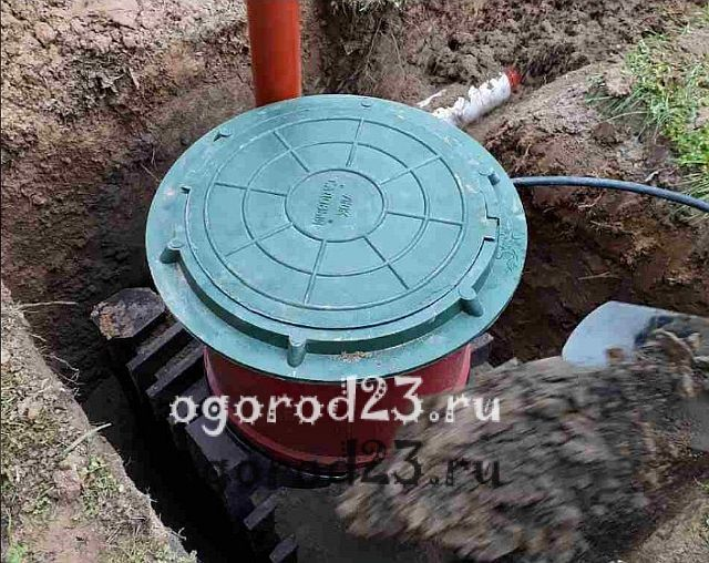 Автономная канализация для дачи 8