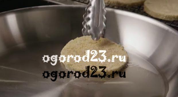 Сыр в панировке , пошаговый рецепт с фото